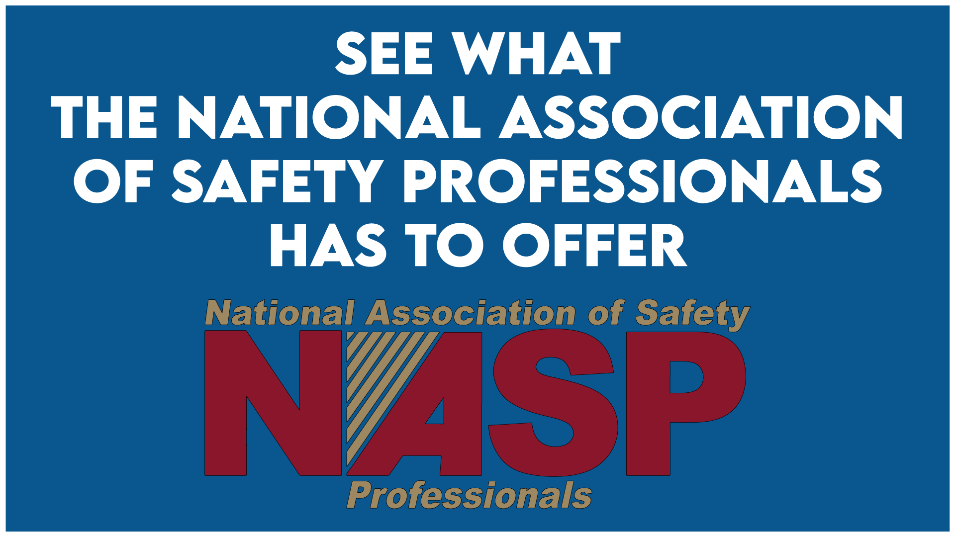 National Association Of Safety Professionals Nasp